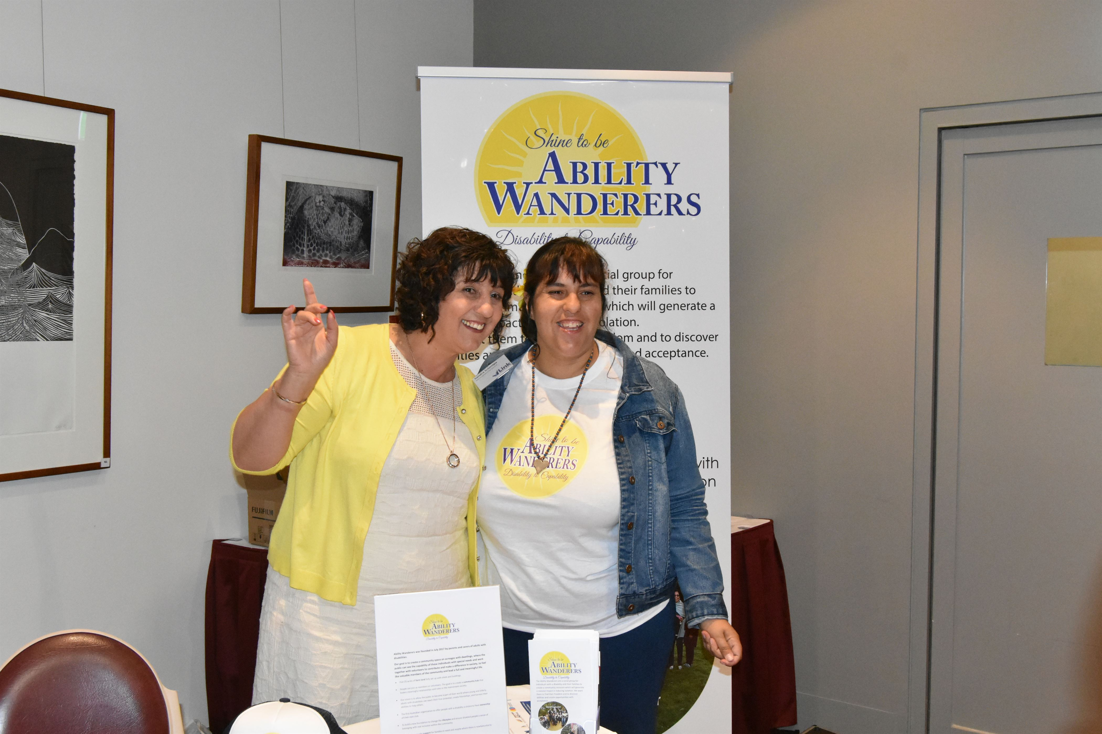 Disability inclusion Ability Action